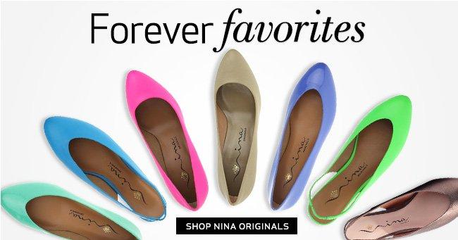Forever Favorites