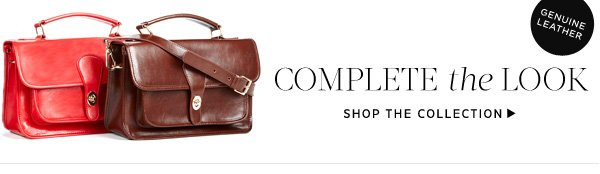 Complete the Look - Shop the Collection