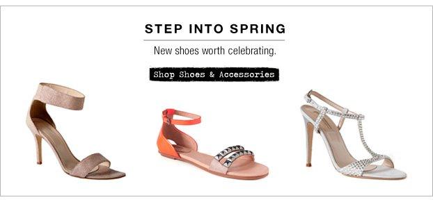 Shop Shoes & Accessories