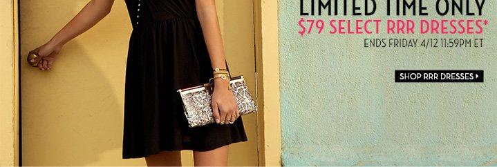 Shop RRR Dresses*