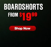 BOARDSHORTS FROM $19.99 | SHOP NOW