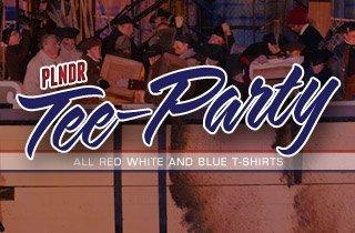 PLNDR T-Party