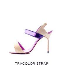 Tri-Color Strap