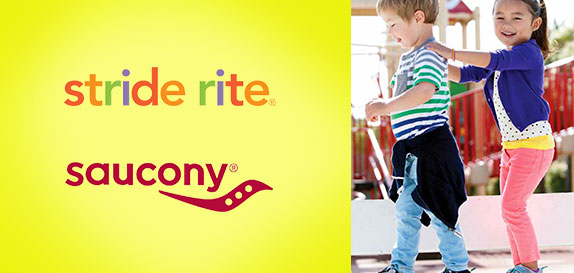 Stride Rite and Saucony