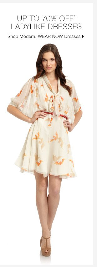 Up To 70% Off* Ladylike Dresses