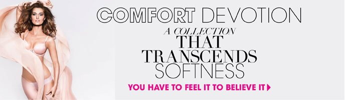 Comfort Devotion Collection: A Collection that Transcends Softness. You Have to Feel It to Believe It!