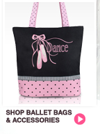 """65% off ballet treats! """"Tulle Up"""" for everything from recitals to recess with tutus, dresses, Capezio and more."""