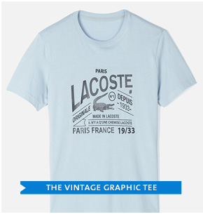 THE VINTAGE GRAPHIC TEE