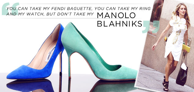 Manolo Blahnik Women's Shoes