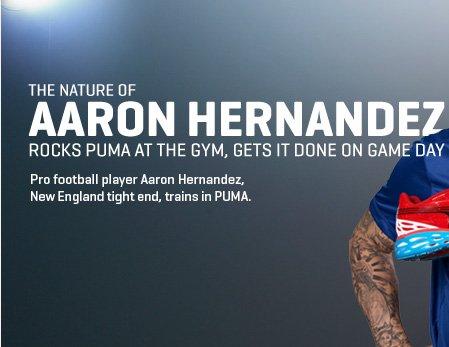 THE NATURE OF AARON HERNANDEZ