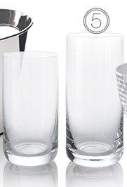 5. Crescent Glasses $6.36-$7.96 Reg.  $7.95-$8.95