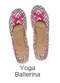 Yoga Ballerina