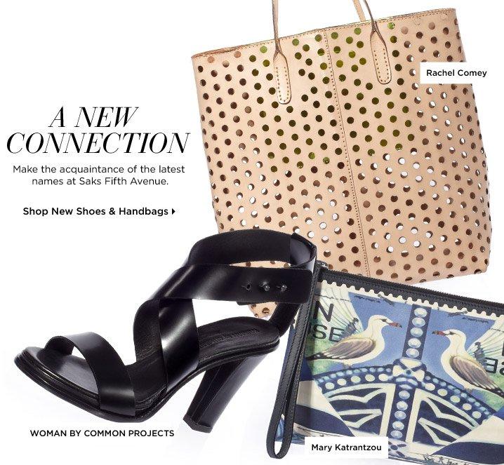 Shop New Shoes & Handbags