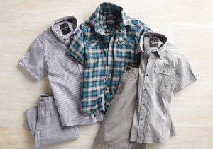 Casual Cool for Boys