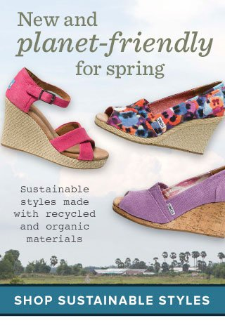 Shop Sustainable Styles