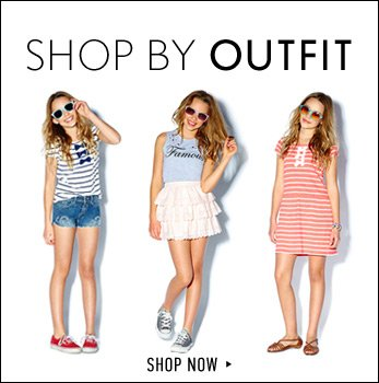 Shop By Outfit - Shop Now
