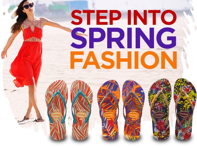 Step Into Spring Fashion With New Slim Tropicals