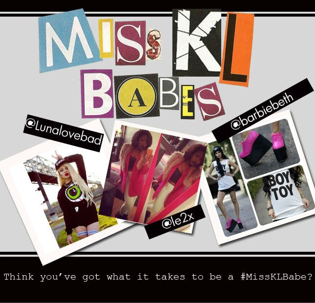 Check out the Miss KL Babes!