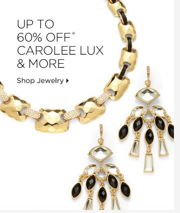Up To 60% Off* Carolee Lux & More Special Occasion Jewelry