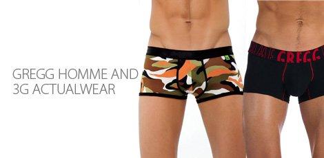 Gregg Homme & 3G Actualwear