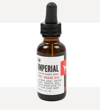 F&O Imperial Pre-Shave Oil