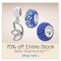 70% off Entire Stock Belk Silverworks™ Shop now.