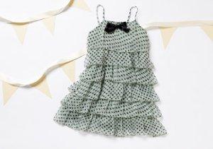 Mini Treasure: Girls' Dresses, Tops & Bottoms