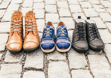Shop Classic & Patterned Shoes ft. Gram