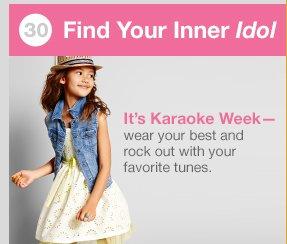 Find Your Inner Idol | It's Karaoke Week