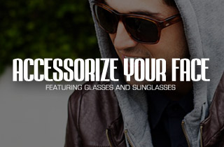 Accessorize Your Face: Featuring Mosley Tribes