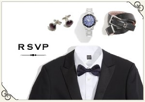 Dress Code: Ties, Belts & Cufflinks