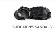 SHOP MEN'S SANDALS›