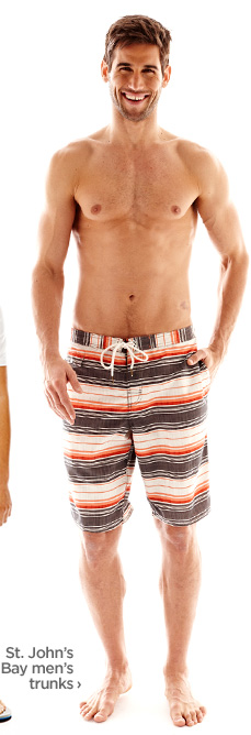 St. John's Bay men's trunks›