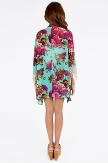Arlene Kimono Wrap $35