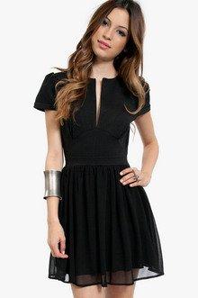 Simpleton Skater Dress $26