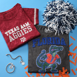 Alma Mater Gifts: Apparel & Accents