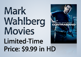Mark Wahlberg Movies: $9.99 in HD—Limited Time