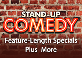 Stand-Up Comedy - Feature-Length Specials + More