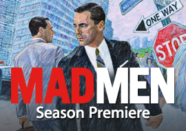 Mad Men - Season Premiere