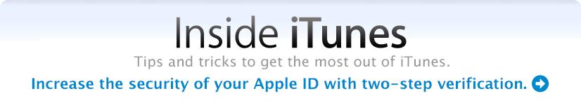 Inside iTunes