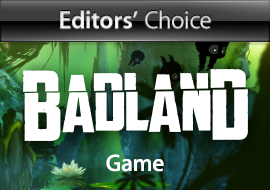 Editors' Choice: BADLAND - Game