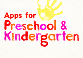 Apps for Preschool & Kindergarten