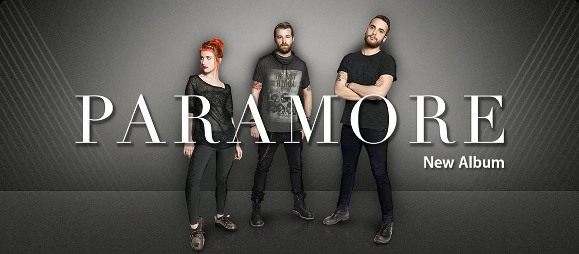 Paramore - New Album