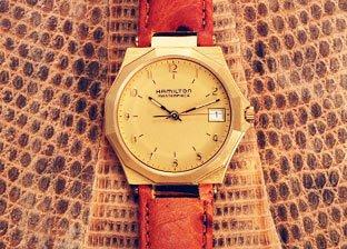 Luxury Watches: Rolex, Cartier, Hamilton & More