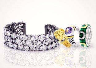 Fashion Jewelry: Necklaces, Earrings, Bracelets & Rings