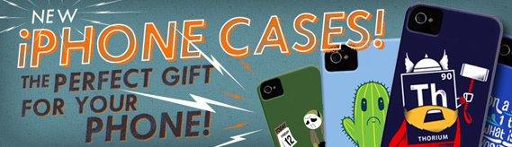 SnorgTees Iphone Cases