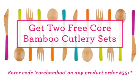 The Core Bamboo GWP