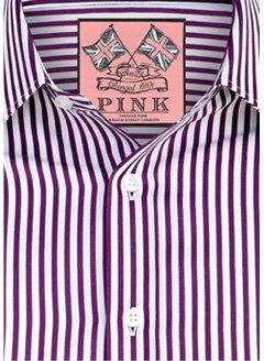 Algernon Stripe Shirt