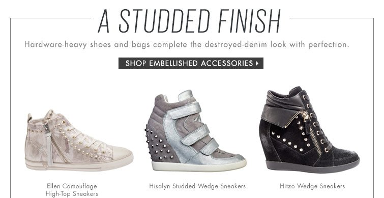 Shop Embellished Accessories