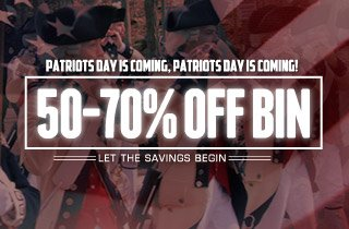 Patriots Day is Coming, Patriots Day is Coming!